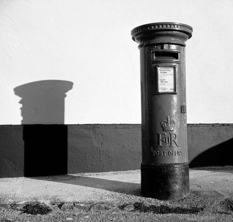 Portrait of a Pillar Box