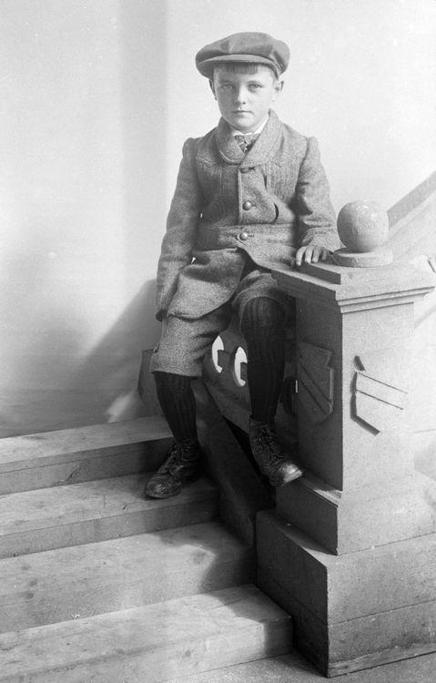 Portrait of a boy c.1905