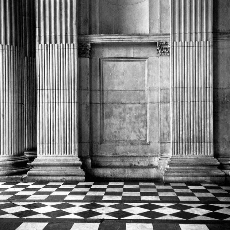 Under A Portico