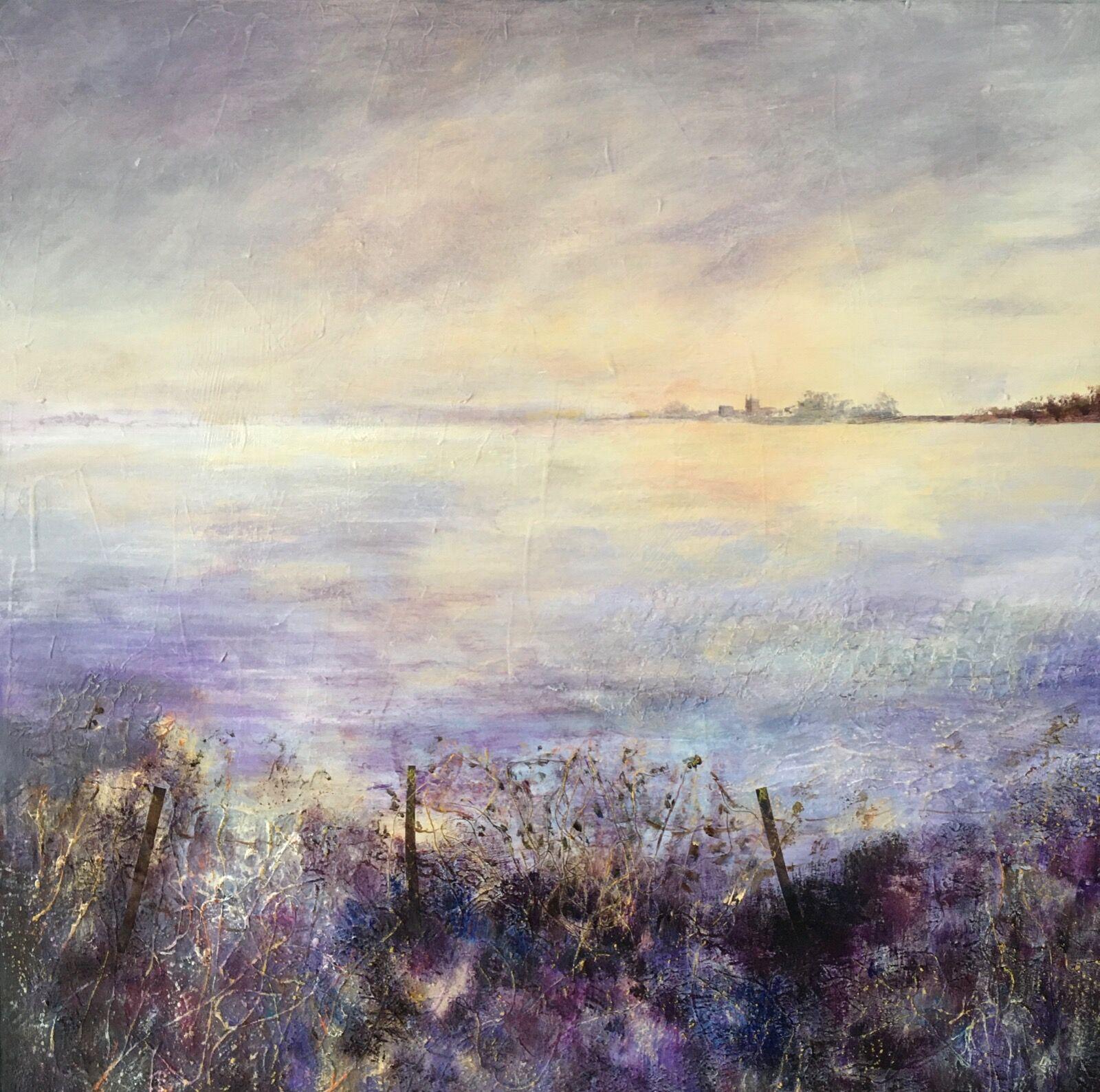 Dawn painting