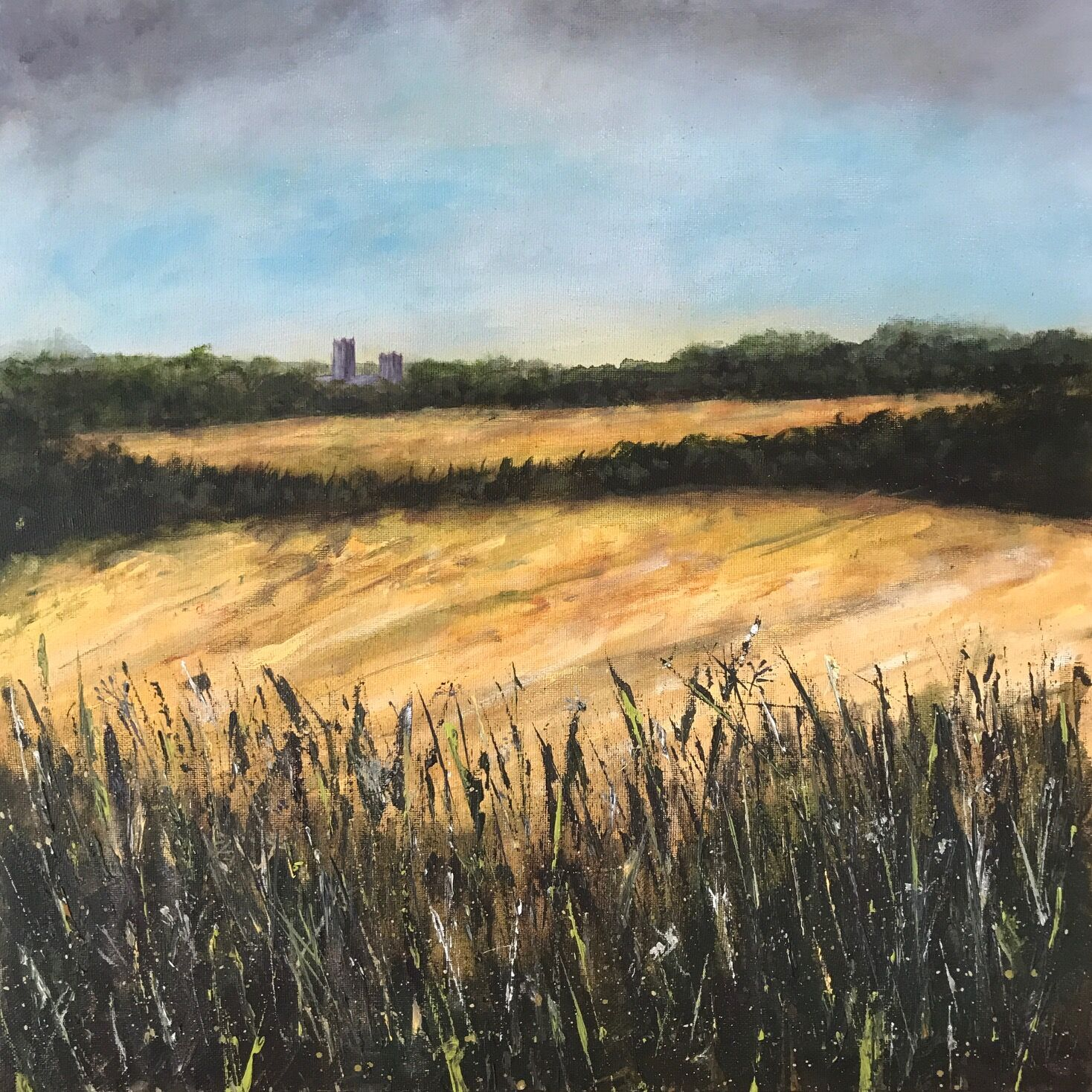 Lincolnshire painting