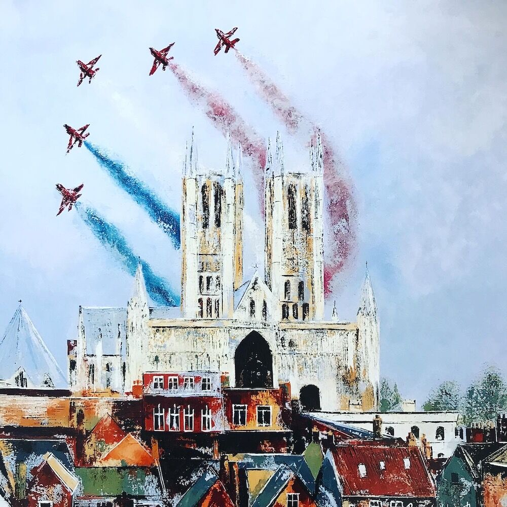 Thee Red Arrows