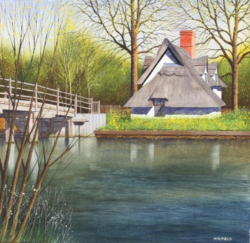 Bridge Cottage, Flatford