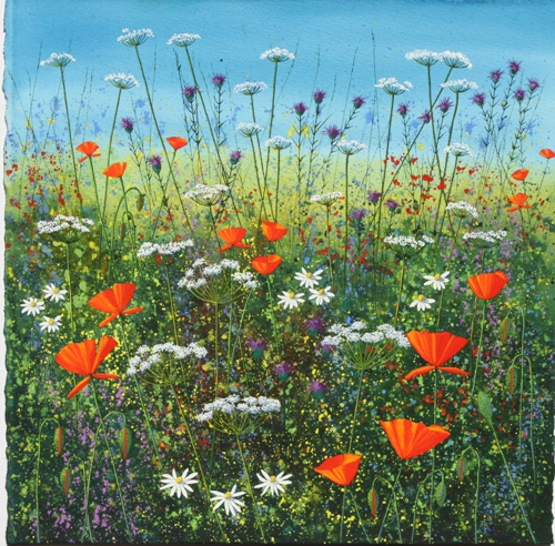 High Summer Meadow Sold