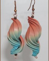 Cleopatra Shell Earrings