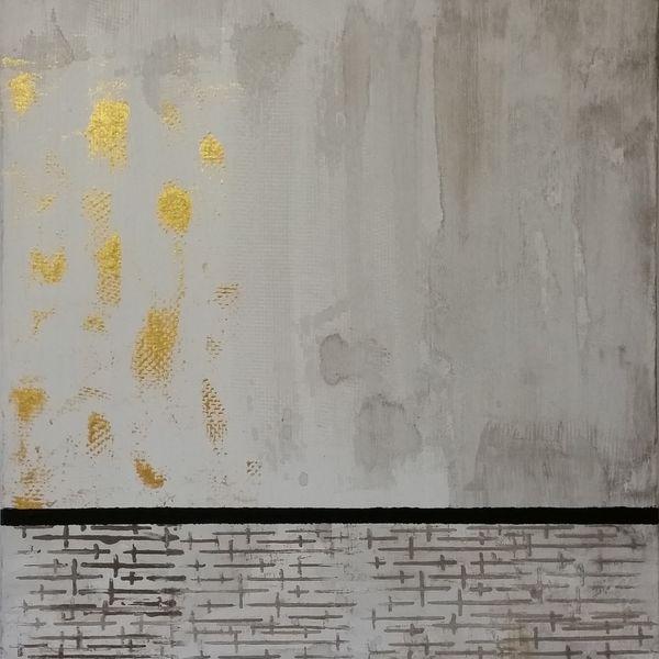 Name - SUBTLE 50cm x 60cm AU$150.00 Acrylic Abstract