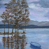 Boat on Loch