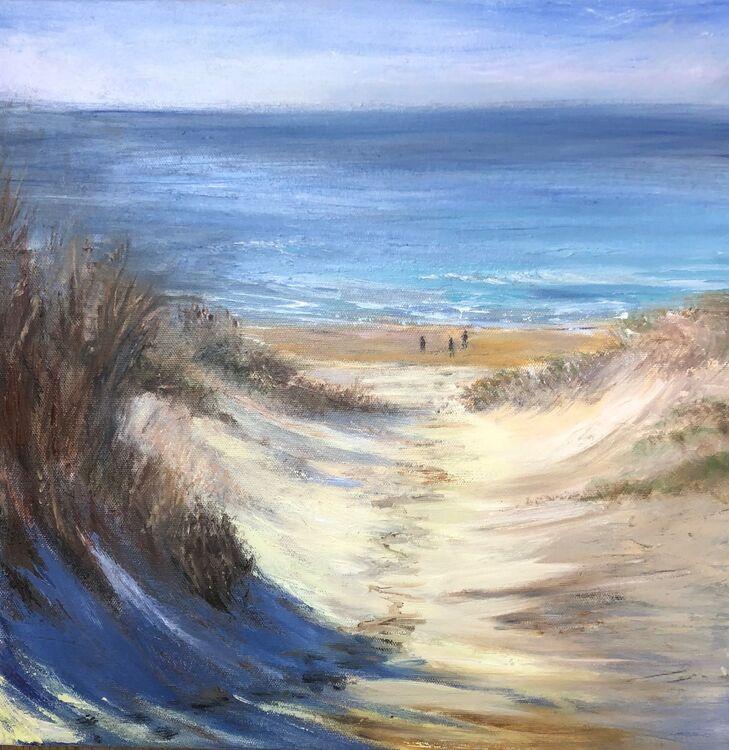 Crantock Beach - SOLD