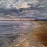 Elie at Dusk - SOLD