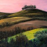 Pink Sky Kelston - SOLD