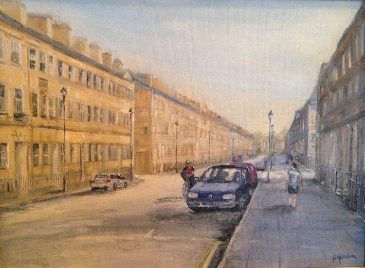 Great Pultney Street, Bath