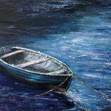 Single Rowing Boat 2