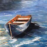 Single Rowing Boat 3