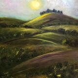 Sunlit Kelston Roundhill