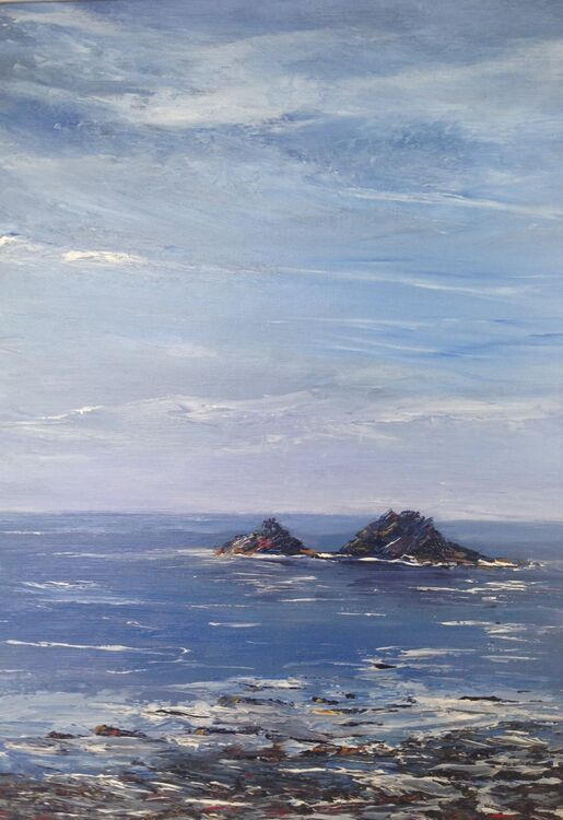 The Brisons, Cape Cornwall