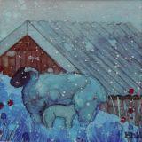 Bardristane Lamb - SOLD