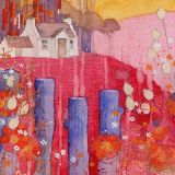 Buckland Evening - SOLD