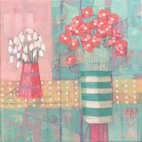 Snowdrops on Pink - £175