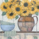 Sunflowers in the Kitchen - £275