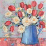 Tulips and Daisies - £325