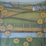 Yellow Daisies - SOLD