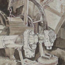 """Abbeydale Industrial Hamlet - Tilt Hammers"""