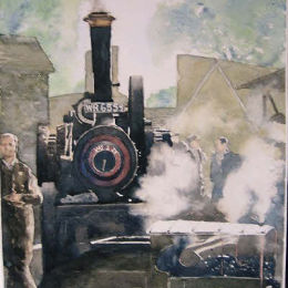 """Steam Engines at Abbeydale"""