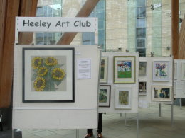 Heeley Art Club Exhibitions