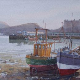 """The Harbour - Scarborough"""