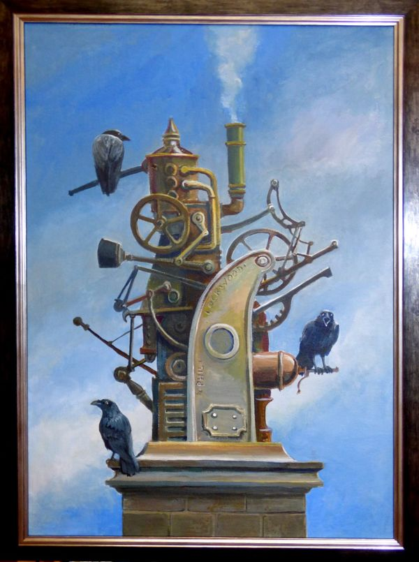 """The Seventh Plinth"" by Phil Lockwood"
