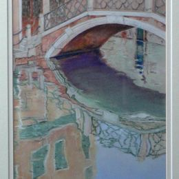 """Reflections in Venice"""