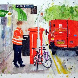 """Broomhill Post Office"""