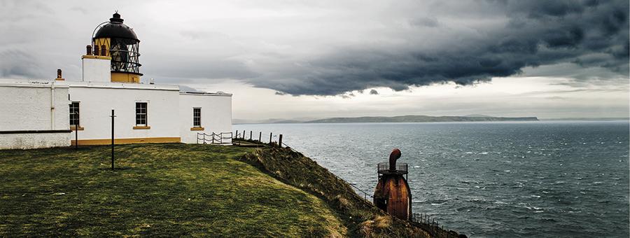 Lighthouse, Mull of Kintyre
