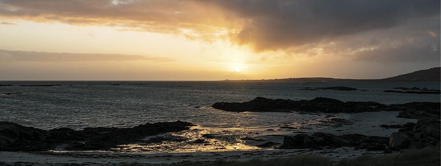 Harris Lewis Sunset