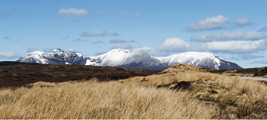 Cromalt Hills, Highlands
