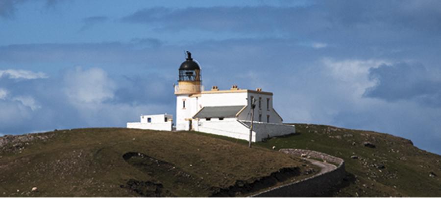 Stoer Head Lighthouse, Highlands