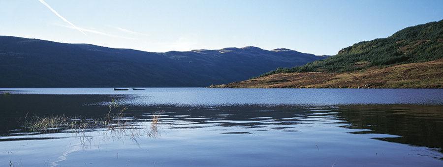 Loch Uigeadail, Isle of Islay