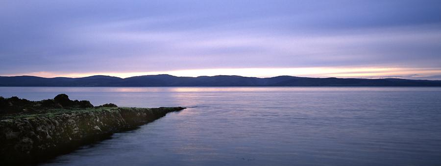 Sunset, Isle of Arran