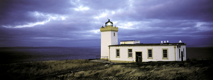 Duncansby Head Lighthouse, North Highlands
