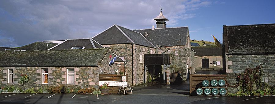 Bladnoch Distillery, Lowlands