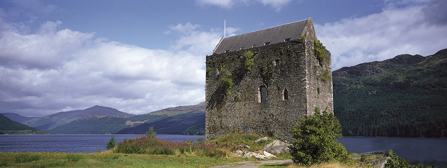 Carrick Castle, Loch Goil, Argyll and Bute