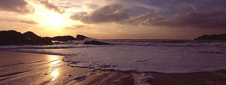 Sunset, Lossit Bay, Isle of Islay