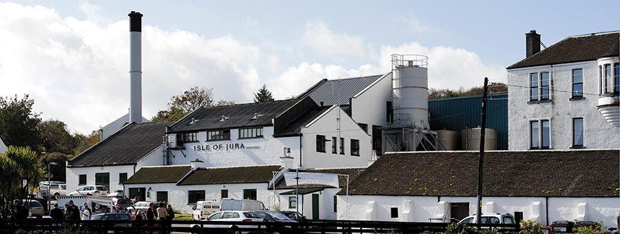Jura Distillery and Folk Festival, Isle of Jura