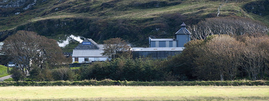 Kilchoman Distillery, Isle of Islay