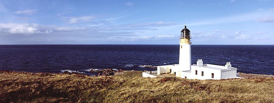 Rubha Reidh Lighthouse, Wester Ross