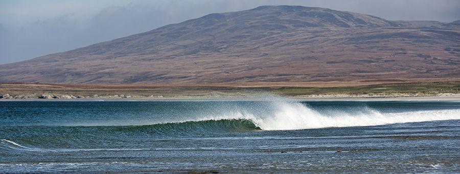 Loch Gruinard Sea Fury and Mala Bholsain, Isle of Islay