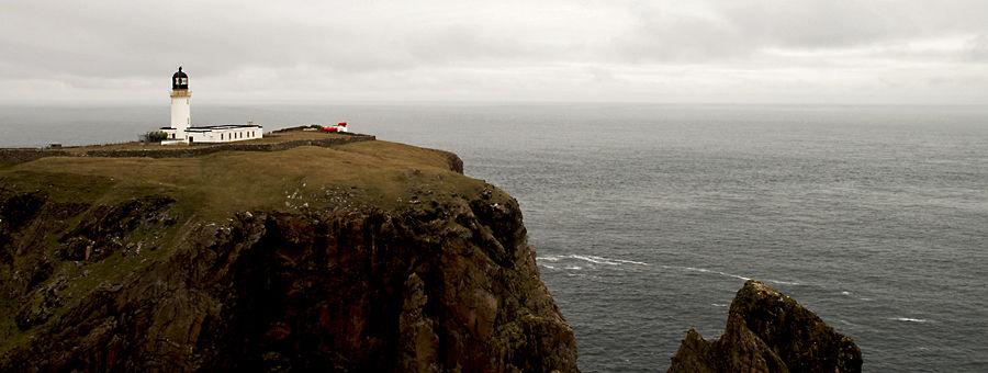 Cape Wrath Lighthouse, North Highlands