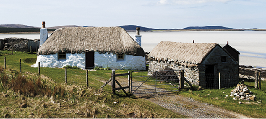 Traditional Cottage, Isle of Uist
