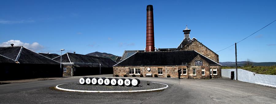 Balblair Distillery, Highlands