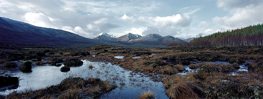 Black Mountain, Highlands